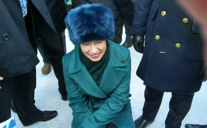 president Kersti Kaljulaidiga kohtumine