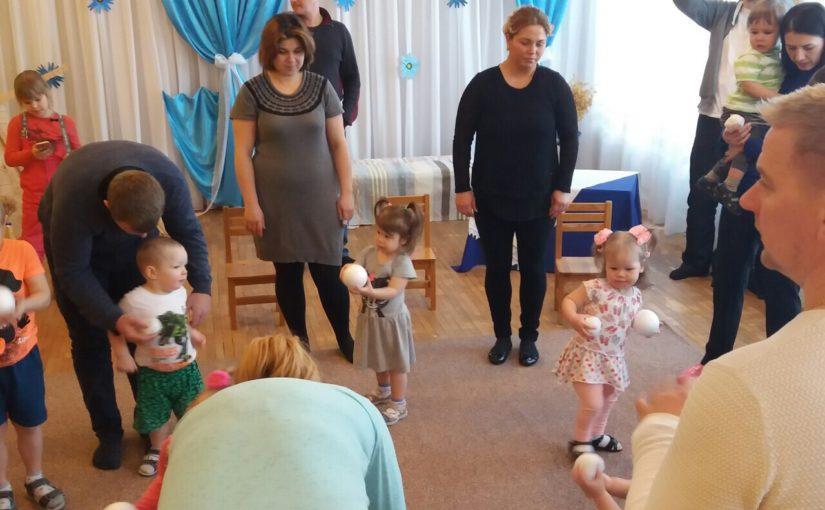 Muusikaline ühistegevus Lastevanemad ja sõimerühmade lapsed